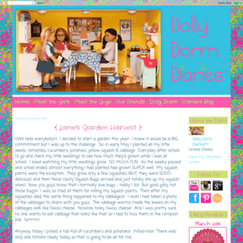 Dollydormdiaries.blogspot.com thumbnail