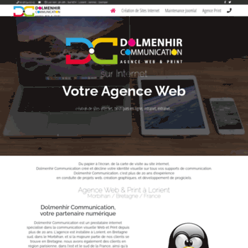Dolmenhir.fr thumbnail