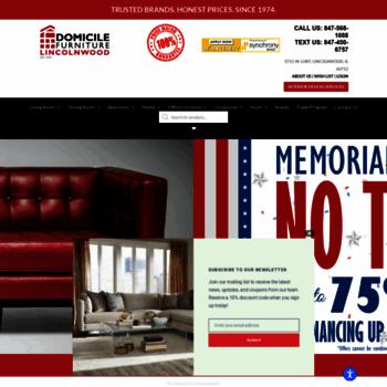 Domicilefurniture Com At Wi Domicile Furniture