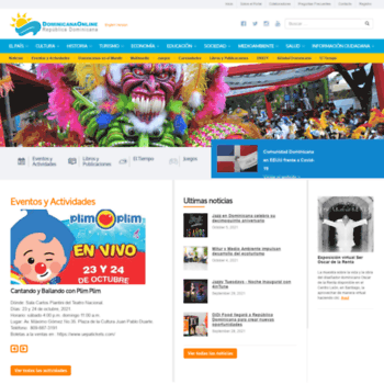 Dominicanaonline.org thumbnail
