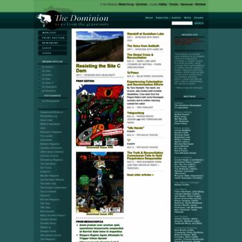 Dominionpaper.ca thumbnail