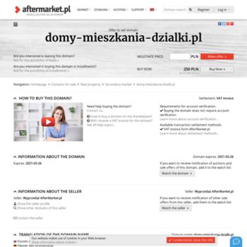 Domy-mieszkania-dzialki.pl thumbnail