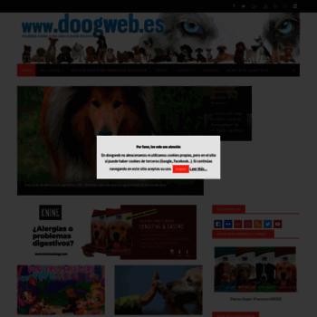 Doogweb.es thumbnail