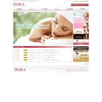 Dora-inc.jp thumbnail