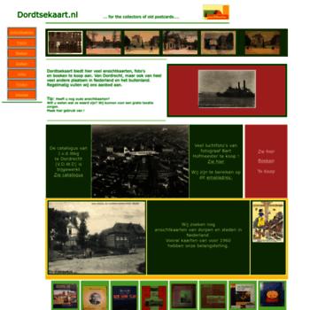 Dordtsekaart.nl thumbnail