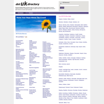 Dotukdirectory.co.uk thumbnail