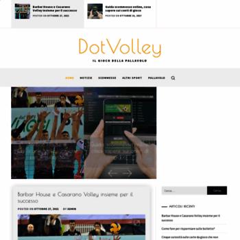 Dotvolley.it thumbnail