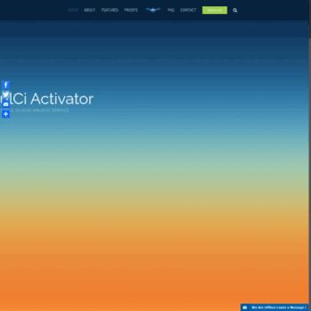 Doulciactivator.net thumbnail