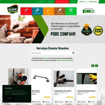 Doutorresolve.com.br thumbnail