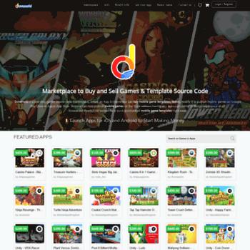 dovemobi com at WI  Dovemobi: Buy App and Game Templates for Android