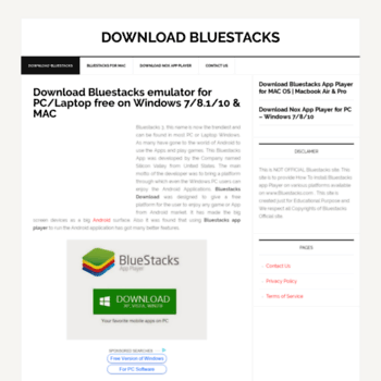 Download bluestacks windows 10 version. Free latest bluestacks.
