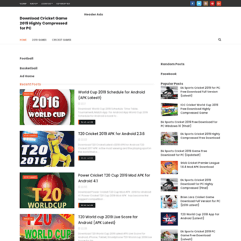 Downloadcricketgame.blogspot.in thumbnail