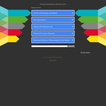 downloadepsondriver com at WI  Epson Drivers