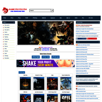 downloadgameps3 com at WI  Download game PS3 PS4 RPCS3 PC free