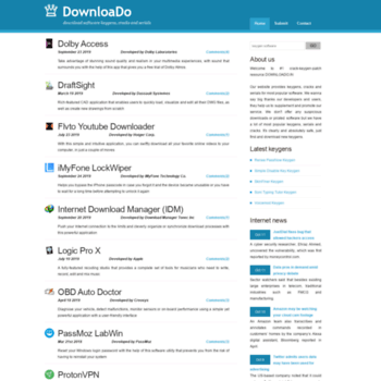 downloado in at WI  Download software keygens, cracks and