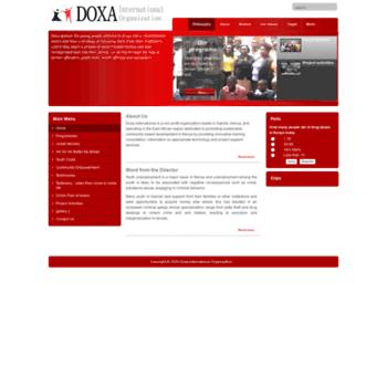 Doxainter.org thumbnail
