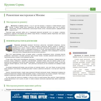 Dr-krupnik.ru thumbnail