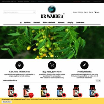 Dr-wakde.com thumbnail