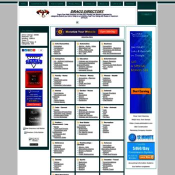Dracodirectory.com thumbnail