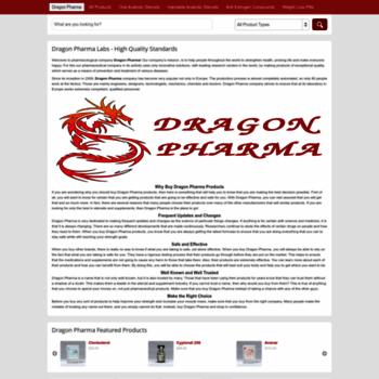 Dragon-pharma.org thumbnail