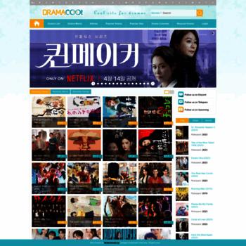 Dramacool.movie thumbnail
