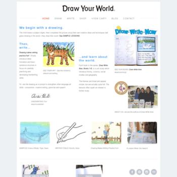 Drawyourworld.com thumbnail
