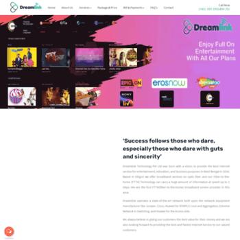 Dreamlink.in thumbnail