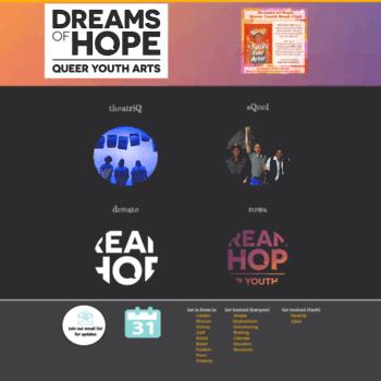 Dreamsofhope.org thumbnail