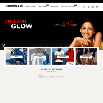 Dresshub.com.bd thumbnail