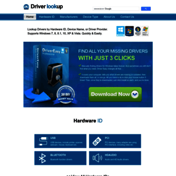 driverlookup com at WI  Lookup Latest Drivers on the