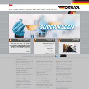 Drivol.de thumbnail