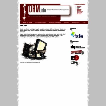 Drm.info thumbnail