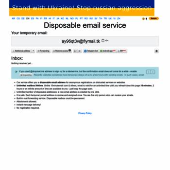 Dropmail.me thumbnail