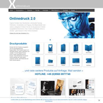 Druckextrem.de thumbnail