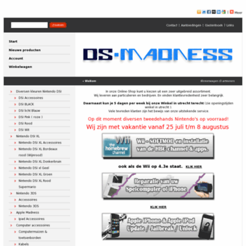 Ds-madness.nl thumbnail