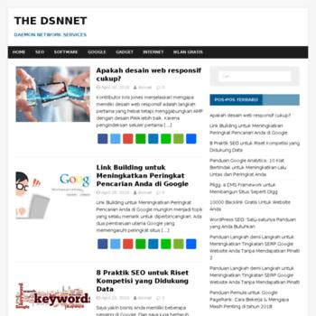 Dsn.net.id thumbnail