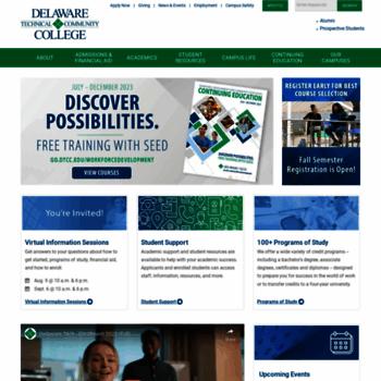 Dtcc.edu thumbnail