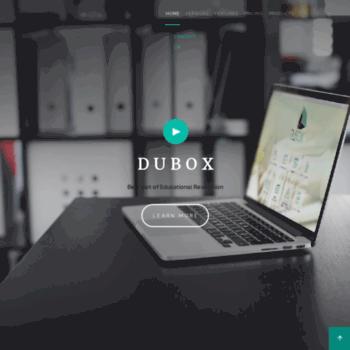 Dubox.in thumbnail