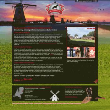 Duitse-herder-kennel.nl thumbnail