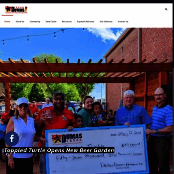 Dumasedc.org thumbnail