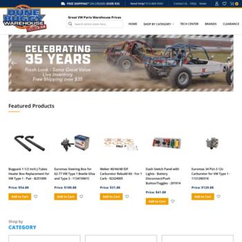 dunebuggywarehouse com at WI  Dune Buggy Warehouse: VW Bug