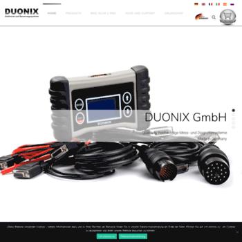 Duonix.de thumbnail