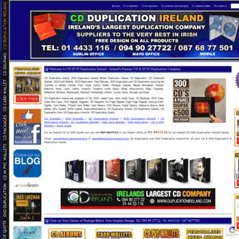 Duplicationireland.com thumbnail