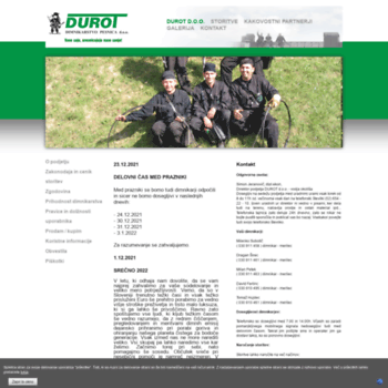 Durot.si thumbnail