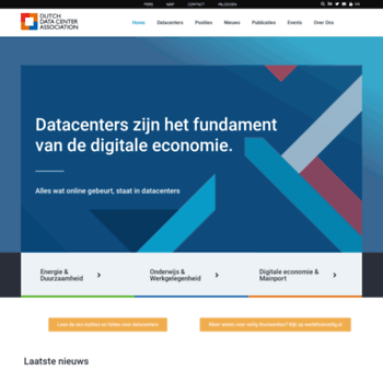 Dutchdatacenters.nl thumbnail