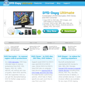 dvd-copy-rip com at WI  DVD Copy Ultimate - Best DVD