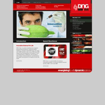 Dynagroup.com.my thumbnail