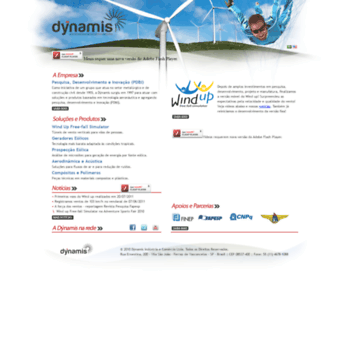 Dynamis.ind.br thumbnail