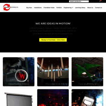 dynapacrotating com at WI  Dynapac Rotating Company – Motion In