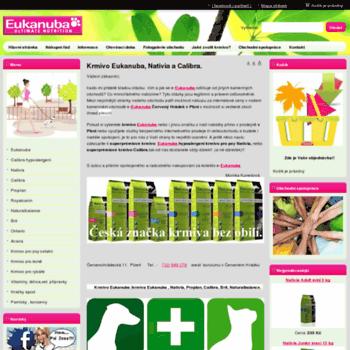 E-eukanuba.cz thumbnail